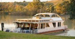 Hausboot in Frankreich