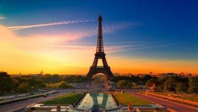 Eifelturm in Paris