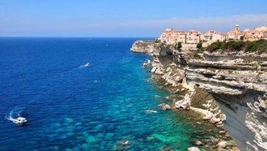 Mediterrane Küste