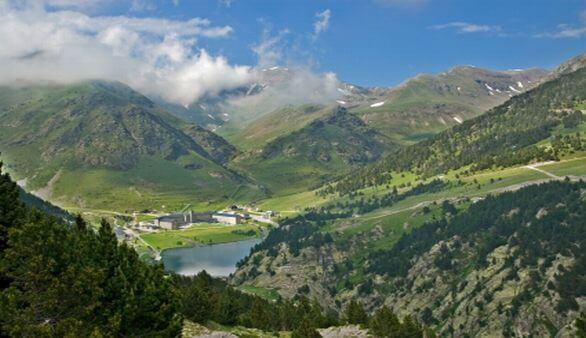 Die Pyrenäen