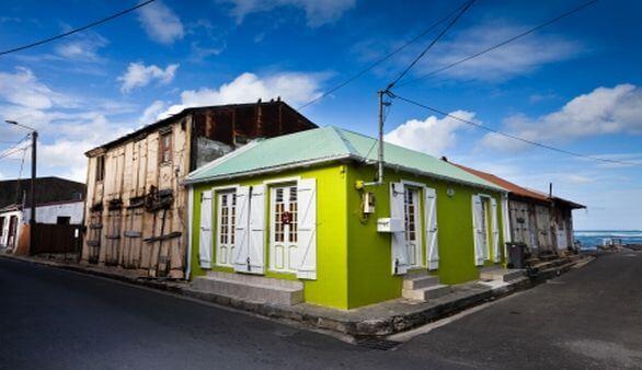 Haus auf Basse Terre