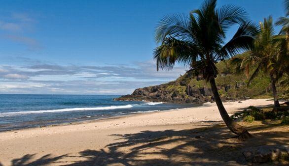 Strand auf Réunion